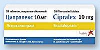Ципралекс — инструкция по применению, цена