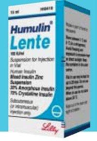 Хумулин ленте — инструкция по применению, цена