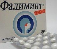 Фалиминт — инструкция по применению, цена