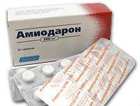 Амиодарон — инструкция по применению, цена
