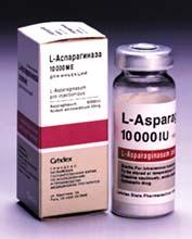 L-аспарагиназа — инструкция по применению, цена
