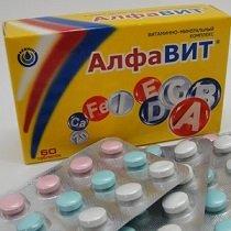 Витамины Алфавит — инструкция по применению, цена