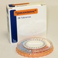 Трисеквенс — инструкция по применению, цена