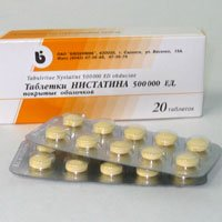 Таблетки тетрациклина и нистатина — инструкция по применению, цена