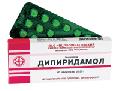Дипиридамол — инструкция по применению, цена