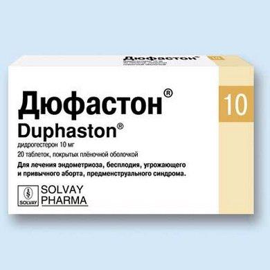 Дюфастон — инструкция по применению, цена