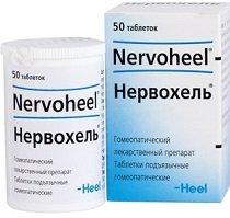 Нервохель — инструкция по применению, цена