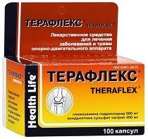 Терафлекс — инструкция по применению, цена