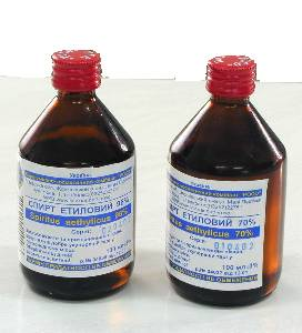 Спирт этиловый — инструкция по применению, цена