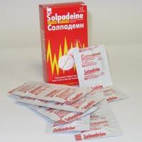 Солпадеин — инструкция по применению, цена