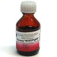 Фукорцин — инструкция по применению, цена