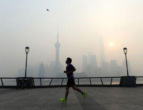 Грязный воздух — не оправдание для отказа от упражнений
