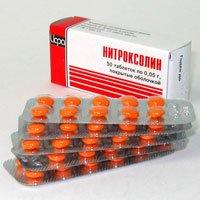 Нитроксолин — инструкция по применению, цена