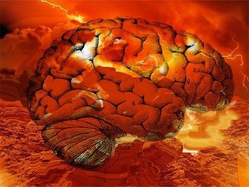 Доказано наукой: от сильной жары «плавится мозг»