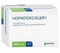 Норфлоксацин — инструкция по применению, цена