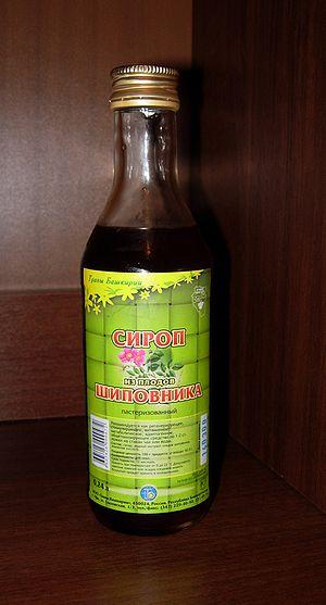 Шиповника плодов сироп — инструкция по применению, цена