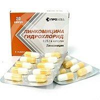 Линкомицина гидрохлорид — инструкция по применению, цена
