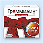 Граммидин — инструкция по применению, цена