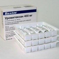Уромитексан — инструкция по применению, цена