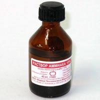 Аммиака раствор — инструкция по применению, цена