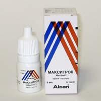 Макситрол — инструкция по применению, цена