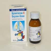 Бромгексин — инструкция по применению, цена