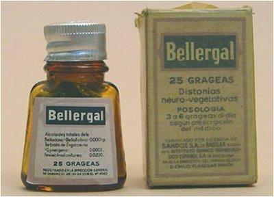 Беллергал — инструкция по применению, цена