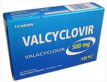 Валацикловир таблетки — инструкция по применению, цена