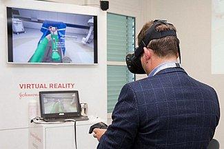 Виртуальная реальность в ортопедической хирургии: тренировочная программа для врачей и медсестер