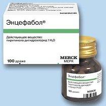 Энцефабол — инструкция по применению, цена