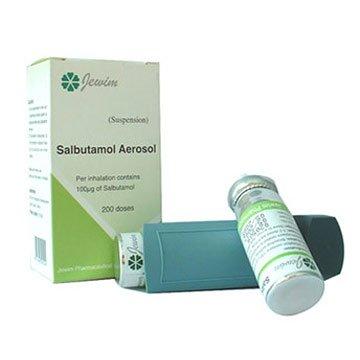 Сальбутамол — инструкция по применению, цена