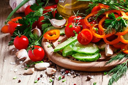 Средиземноморская диета не влияет на ход старения