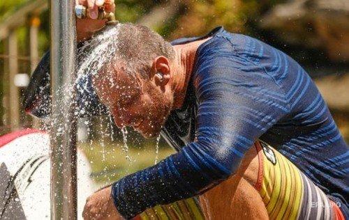 Пережить жару