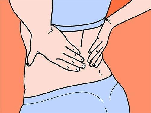 Пять возможных причин боли в спине