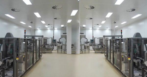 Требования к помещениям, где производят лекарства.
