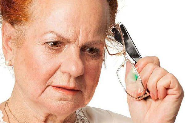 Старческое слабоумие и болезнь Альцгеймера.