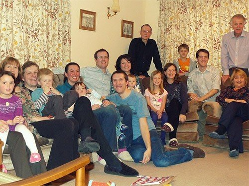 Больше семья – ниже риск рака