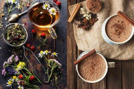 Любовь в чаю или кофе определяется генами