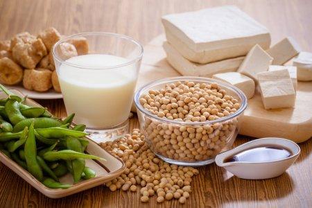 Без мяса. Богатые белком растительные продукты