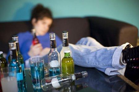 Алкоголь и наркотики влияют на формирование памяти