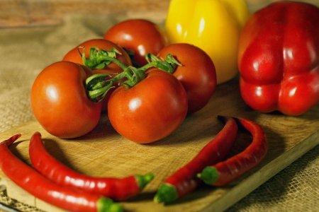 Три порции овощей в день помогут жить дольше