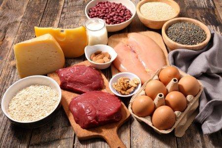 Белковые продукты, которые необходимы спортсменам