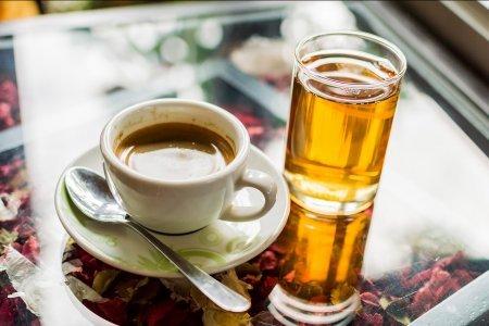Кофе и чай вредны для беременных женщин