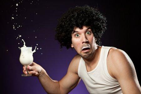 Молоко может ухудшить качество спермы
