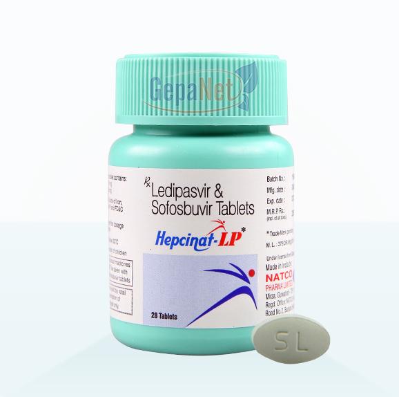 Препарат софосбувир: минимум побочных эффектов.