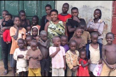 Самая многодетная мама в мире родила 44 ребенка и воспитывает их сама