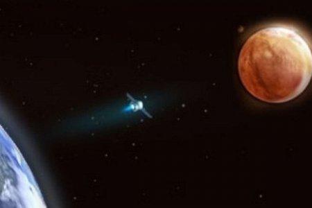 Полет на Марс отнимет 2,5 года жизни у космонавтов
