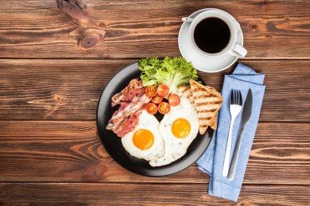 Завтрак не помогает похудеть