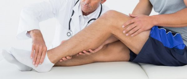 Спазмы мышц и судороги у спортсменов.