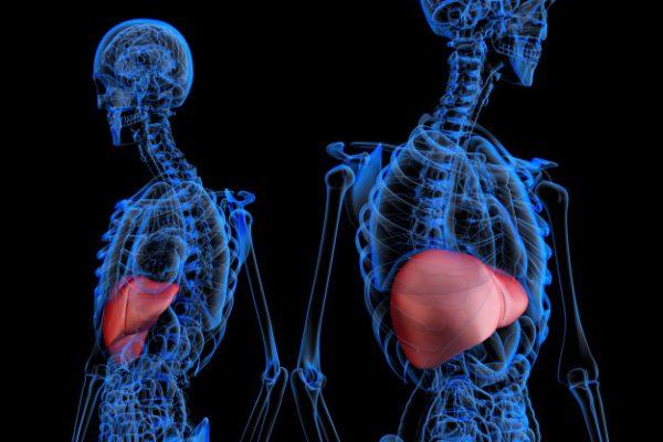 Осложнения после гепатита.